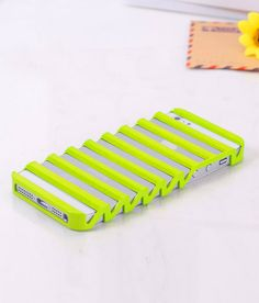 iLadder Thin Plastic zig zag Back Case for iPhone 5 GREEN, http://www.snapdeal.com/product/iladder-thin-plastic-zig-zag/80091752