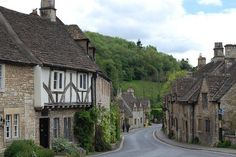 Quaint English town