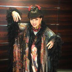 ハッピー ハロウィン 私は、魔女だぞ! 明日の夜、ザ・ベストテンが復活します。お楽しみに!  #黒柳徹子#トットちゃん#kuroyanagi#tetsuko#kuroyanagitetsuko#tetsukokuroyanagi#tottochan