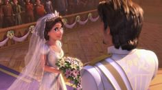 Rapunzel's Wedding Dress