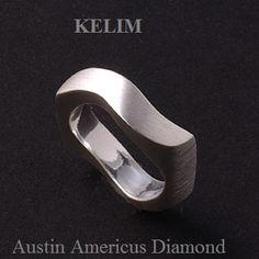 Sterling Silver ring  at Austin Americus Diamond.   www.austindiamond.com