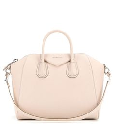 GIVENCHY Antigona Medium Leather Tote. #givenchy #bags #canvas #tote #leather #lining #shoulder bags #hand bags