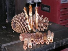 Pine Cone Blanks - International Association of Penturners