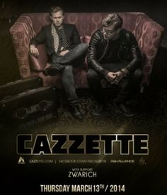 Blueprint Events presents Cazzette Electronic Music, Dj, Movie Posters, Fictional Characters, Film Poster, Fantasy Characters, Billboard, Film Posters