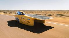 Advanced solar-powered cars gear up for grueling World Solar Challenge