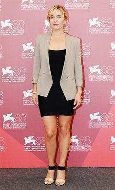 Art Love Kate Winslet. style-me-pretty