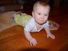 Expercise for infants