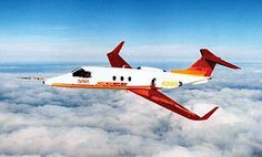 24 August 1977 First flight #flighttest of the Learjet 28