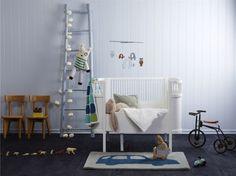 color habitacion niños 1 500x374 Dormitorios infantiles...El color de las paredes
