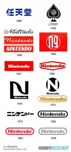 nintendo logos