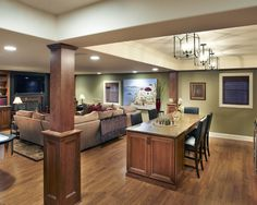 Basement Design, Pictures, Remodel, Decor and Ideas - page 24