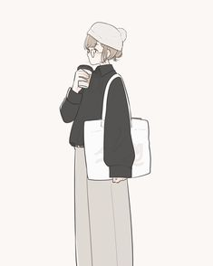 Cute Art Styles, Cartoon Art Styles, Aesthetic Art, Aesthetic Anime, Character Illustration, Illustration Art, Arte Sketchbook, Dibujos Cute, Character Art