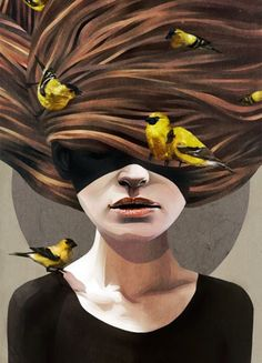 surrealism and visionary art by brad #kunkle | gold is mine, Hause ideen