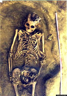 Ancient Grave In Siberia Yields Earliest Example Of Twins     The Huffington Post  |  By Ed Mazza  Email