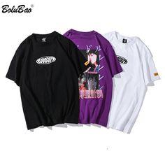 Mens Tee Shirts, Casual Shirts, Mode Hip Hop, Tee Shirt Homme, Street Outfit, Cheap T Shirts, Herren T Shirt, Aliexpress, Fashion Brand