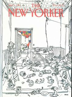 The New Yorker - George Booth