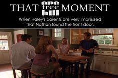 One Tree Hill. OTH. Haley James Scott. Bethany Joy Lenz. Nathan Scott. James Lafferty. Naley. Lydia. That One Tree Hill Moment.