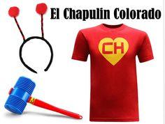 El Chapulin Colorado CH DIY Halloween Costume Ideas