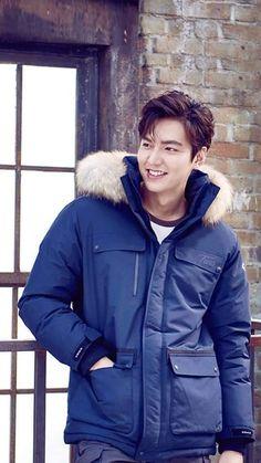 My cute mini oppa Korean Men, Asian Men, Korean Celebrities, Korean Actors, Lee Min Ho Smile, Heirs Korean Drama, Lee Min Ho Kdrama, Lee Minh Ho, Kang Haneul