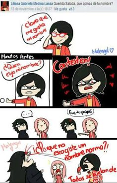 Read Manlejil from the story Naruto Memes \ Imágenes by Ary-Sacny (→คՐע←) with 1,145 reads. imagenes, kawaii, personaj...