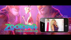 "Shakira - Try Everything en Español   ""Todo lo Intentare"" por KathyAres ..."