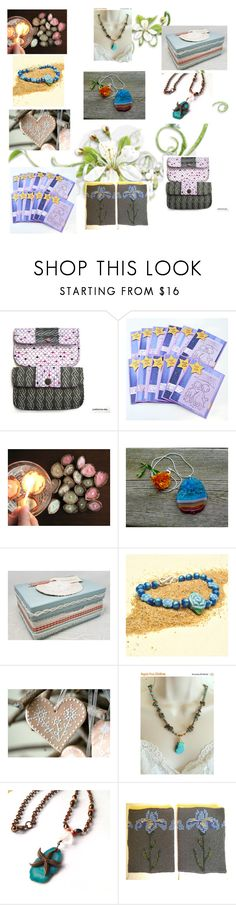 """Handmade Gifts"" by solveigakiran ❤ liked on Polyvore"