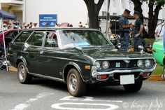 Mazda Luce 1972