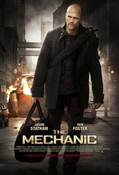 The Mechanic Movie Poster (11 x 17) - Item # MOVGB62943