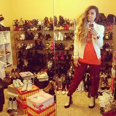 """I have too many shoes"" —SAID NO ONE  - @jnelv- #webstagram"