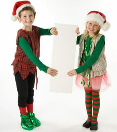 """Elf costume 