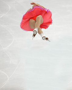 Olympics Pairs Figure Skaters Minus Men Are Totally Magical