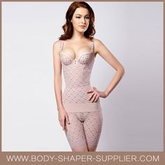 China factory wholesale women's jacquard high waist mid thigh slimming body shaper