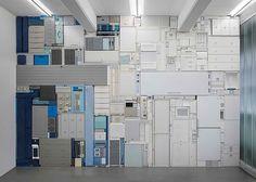 Michael Johansson Installation Art & Sculptures.
