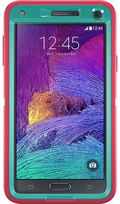 Custom Samsung Galaxy Note 4 case | Build Your Own OtterBox Defender Series