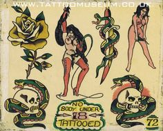 Traditional Tattoo Reference, Traditional Style Tattoo, Traditional Tattoo Flash, Rose Illustration, Tattoo Illustration, Vintage Flash, Vintage Art, Vintage Tattoo Design, Old School Tattoo Designs