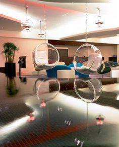 Virgin Atlantic Clubhouse Heathrow Terminal 3