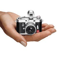 The Genuine Minox Compact Camera - Hammacher Schlemmer