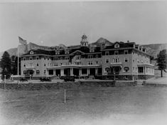 The Stanley Hotel in Estes Park The Shining filmed here in the interior