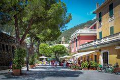 Streets of Bonassola. #Italy #CinqueTerre