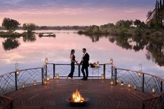 Stay at the small, lovely & personal Thorntree River Lodge while you explore the highlights of Victoria Falls and Livingstone with Vic Falls Travel. River Lodge, Outdoor Bathrooms, Victoria Falls, Plunge Pool, Wooden Decks, Lodges, Sailing, National Parks, Livingstone