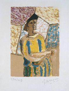 Georges Braque, 1945