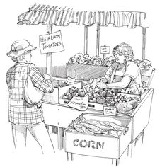 Twelve Ways to Sell Your Products - Farm and Garden - GRIT Magazine