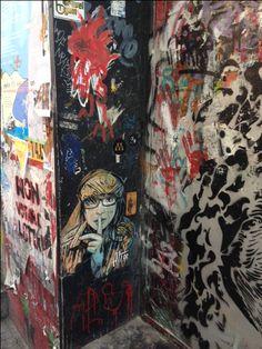 GRAFFITI en Nàpoles