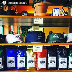 The hats of Comox Valley creatives & entrepreneurs! Now available at Bayside Cafe in south Courtenay!  #WeAreYQQ = #MakingShiftHappen . .  #Repost @thebaysidecafe  Are you YQQ? Because #weareyqq! #thebaysidecafe #valleylife #islandlife #organic #local #coffee #tea #smoothies #barista #weareyqq #courtenay #comoxvalley