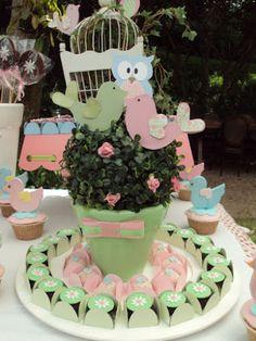 * Cursos Sobre Festas Infantis Criativas com Cristiana Prado: * Tema Corujas