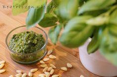 Beatriczen Kiczen: Pesto z bazylii