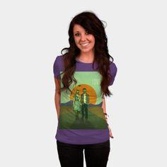 Last Love womens shirt by Jetti http://geek.ragebear.com/z80m9