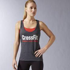 Reebok - Reebok CrossFit Forge Elite Fitness Tank