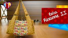 Bolsa em tecidos Roxanne II -Aprenda a fazer esta peça e compre tecidos e acessórios no Maria Adna Ateliê - Endereço: Av. das Carinas, 739, Moema, São Paulo - Fones: 11-5042-0145 e 11-99672-8865 (WhatsApp)  Email: ama.aulasevendas@gmail.com. Estacionamento próprio. FACEBOOK: https://www.facebook.com/MariaAdnaAtelie.