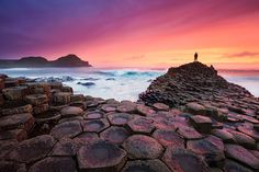 amazing-unusual-beaches-11-1Giants Causeway Beach, Ireland